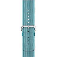 Apple Sport 42mm podmorské modrý z tkaného nylonu - Remienok