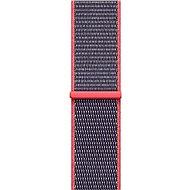 Apple 42 mm Elektro ružový prevliekací športový - Remienok