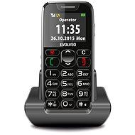 EVOLVEO EasyPhone + Stolová nabíjačka - Mobilný telefón