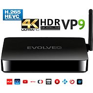 EVOLVEO Android Box H4 - Multimediálne centrum