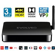 EVOLVEO Android Box H8 - Multimediálne centrum