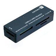 CONNECT IT CI-56 UltraSlim Reader V2 - Čítačka kariet