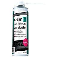 CLEAN IT Stlačený vzduch 400 ml - Čistiaci prostriedok