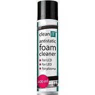 CLEAN IT antistatická čistiaca pena pre obrazovky 400ml - Čistiaci prostriedok