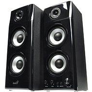 Genius SP-HF2.0 1800A čierne, drevené - Reproduktory