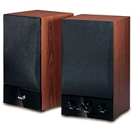 Genius SP-HF1250B Cherry wood - Reproduktory