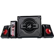 Genius GX Gaming SW-G2.1 1250 čierne - Reproduktory