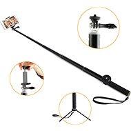Gogen BT Selfie 4 teleskopický čierny - Selfie tyč
