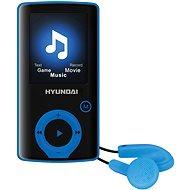 Hyundai MPC 883 FM 16GB modrá - MP4 prehrávač