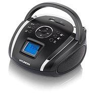 Hyundai TR 1088 SU3BS čierno-strieborná - Rádio