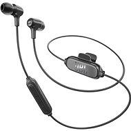 JBL E25BT čierne - Slúchadlá s mikrofónom