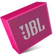 JBL GO - ružový - Reproduktor