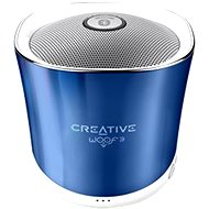 Creative Woof 3 Crystallite Blue - Bluetooth reproduktor
