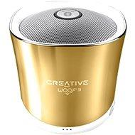 Creative Woof 3 Autumn Gold - Bluetooth reproduktor