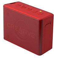 Creative MUVO 2C červený - Bluetooth reproduktor