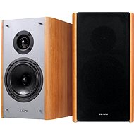 Creative Sound Blaster E-MU XM7 Bookshelf Speakers - hnedé - Reproduktory