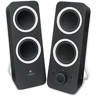 Logitech Multimedia Speakers Z200 čierne - Reproduktory