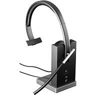 Logitech Wireless Headset Mono H820e - Slúchadlo s mikrofónom
