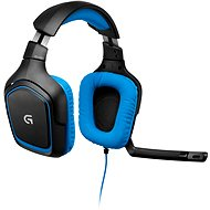 Logitech G430 Surround Sound Gaming Headset - Slúchadlá s mikrofónom