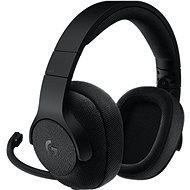 Logitech G433 Surround Sound Gaming Headset čierny - Slúchadlá s mikrofónom