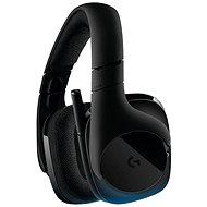 Logitech G533 Wireless Gaming Headset - Slúchadlá s mikrofónom