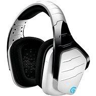 Logitech G933 Artemis Spectrum, biela - Slúchadlá s mikrofónom