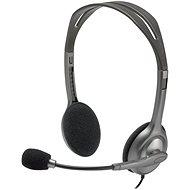 Logitech Stereo Headset H111 - Slúchadlá s mikrofónom