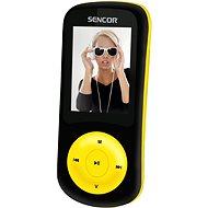 Sencor SFP 5870 BOL žltý - MP4 prehrávač