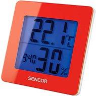 Sencor SWS 15 RD červená - Teplomer