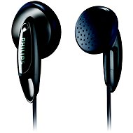 Philips SHE1350 čierne - Slúchadlá