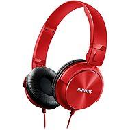 Philips SHL3060RD červené - Slúchadlá