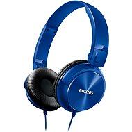 Philips SHL3060BL modrá - Slúchadlá
