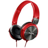 Philips SHL3160RD červená - Slúchadlá