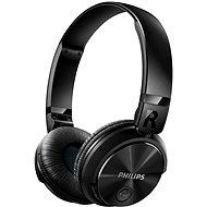 Philips SHB3060BK čierna - Slúchadlá s mikrofónom