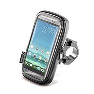 """CellularLine Interphone SMART na telefóny do veľkosti 5,2"""" čierne - Puzdro na mobilný telefón"""