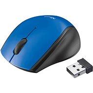 Trust Oni Wireless Micro Mouse modrá - Myš