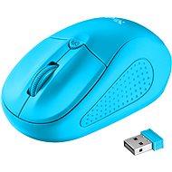 Primo Wireless Mouse neon blue - Myš