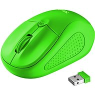 Primo Wireless Mouse neon green - Myš