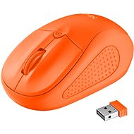 Primo Wireless Mouse neon orange - Myš