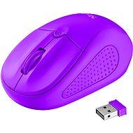 Primo Wireless Mouse neon purple - Myš