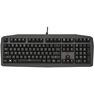 Trust GXT 880 Mechanical Gaming Keyboard (US) - Klávesnica