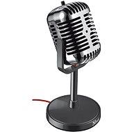 Trust Elvii Mikrofón - Stolný mikrofón