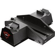 Trust GXT 702 Cooling Stand & Duo Charging Dock - Dobíjací stojanček