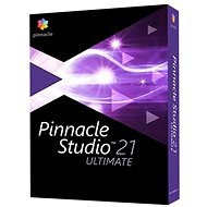 Pinnacle Studio 21 Ultimate - Strihový softvér
