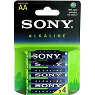 Sony LR6 AA 1.5V, 4ks