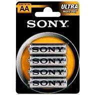 Sony ULTRA R6 / AA, 4 ks - Batéria
