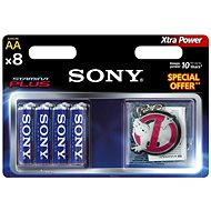 Sony Stamina Plus, AA, 8ks - Batéria