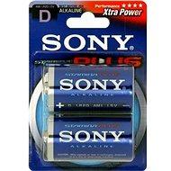 Sony STAMINA PLUS, LR20/D 1.5V, 2 ks