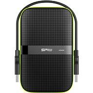 Silicon Power Armor A60 500 GB, čierny - Externý disk