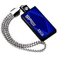 Silicon Power Touch 810 Blue 32 GB - Flash disk